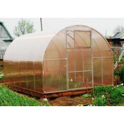 Поликарбонат для теплиц GREENHOUSE-nano 4 мм