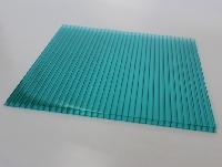поликарбонат цвета бирюза
