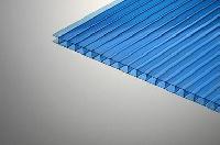 поликарбонат синего цвета