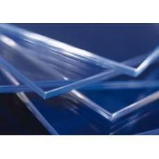 Оргстекло экструзионное прозрачное 1 мм ACRYMA 72 1,25х2,05 метра