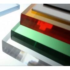 Монолитный поликарбонат 12 мм цветной