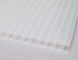 поликарбонат белого цвета или молочный или опал