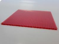 поликарбонат красного цвета